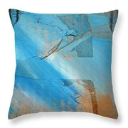 Tsunami Light Throw Pillow