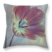 Tulip Adventure Throw Pillow