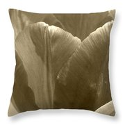 Tulip Named Passionale Throw Pillow