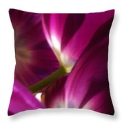 Tulip Weave Throw Pillow