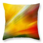 Tulips -2 Throw Pillow