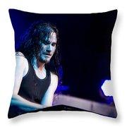 Tuomas Holopainen - Nightwish  Throw Pillow