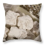 Turkish Delight In A Box Throw Pillow