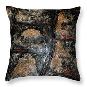 Turtle Back Throw Pillow