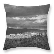 Tuskany Throw Pillow by Ralf Kaiser