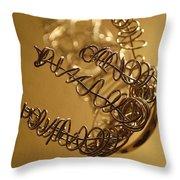 Wrapped Throw Pillow