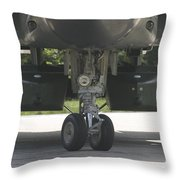 Two Taurus Cruise Missiles On A Tornado Throw Pillow