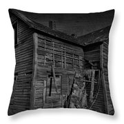 Two To Too Ave Throw Pillow