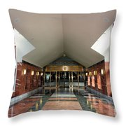Two World Financial Center Throw Pillow