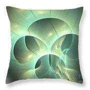 Tyche Throw Pillow