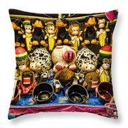 Ubs Of Fun Throw Pillow