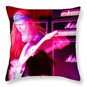 Ulrich Roth 2008 Throw Pillow