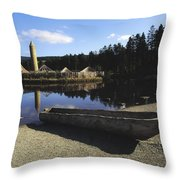 Ulster History Park, Co Tyrone, Ireland Throw Pillow