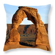 Ultimate Arch Throw Pillow