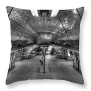 Underground 09 Throw Pillow