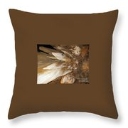 Underground Wonders. Luray Caverns Va Throw Pillow