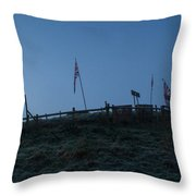 Union Hill Throw Pillow