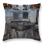 Union Pacific Big Boy 4005 Throw Pillow