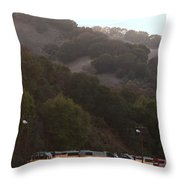 Union Pacific Locomotive Trains . 7d10553 Throw Pillow