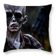 Unknown Throw Pillow