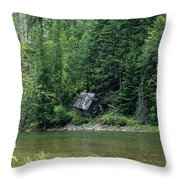 Unstable Living Throw Pillow