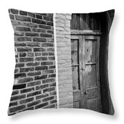 Untenanted Throw Pillow