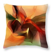 Untitled 100612 Throw Pillow