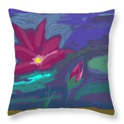 Untitled 26 Throw Pillow