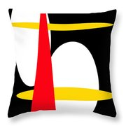 Untitled Ch 11 Throw Pillow