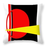 Untitled Ch 3 Throw Pillow
