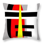 Untitled Ch  Throw Pillow