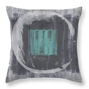 Untitled No. 37 Throw Pillow