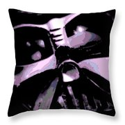 Up Close And Personal 2 Throw Pillow
