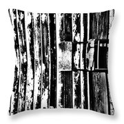 Up Held  Throw Pillow