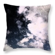 Up In The Clouds 2 Throw Pillow