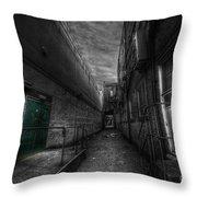 Urban Box 3.0 Throw Pillow