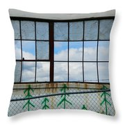 Urban Decay - What's Still Standing Throw Pillow