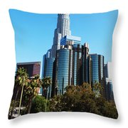 Urbanism Throw Pillow