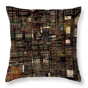 Urbanizacion   Throw Pillow