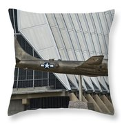 Us Air Force Academy Chapel 4 Throw Pillow