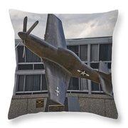 Usafa Air Model 6 Throw Pillow