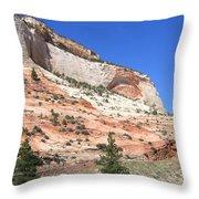 Utah 18 Throw Pillow
