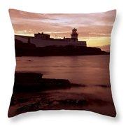 Valentia Island, Cromwell Point Throw Pillow