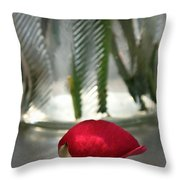Valentine's Wishes Throw Pillow
