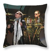 Van Halen-7072 Throw Pillow