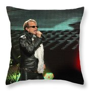 Van Halen-7083 Throw Pillow