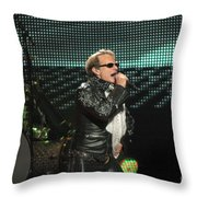 Van Halen-7085 Throw Pillow