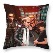 Van Halen-7121 Throw Pillow