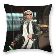 Van Halen-7168 Throw Pillow