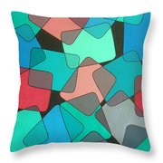 Variations 1 Throw Pillow